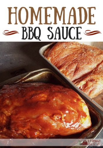 Making your own homemade BBQ sauce is simple. If your family is anything like my family, you will have a hard time keeping this stuff on hand.