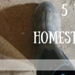 5 Things Every Homesteader Needs