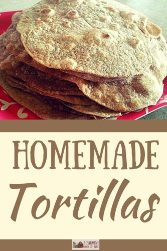 Homemade tortillas are so easy - they only take four ingredients and a little bit of your time. You'll feel like a total BOSS cranking them out.