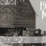 Moving a Barn in 1949