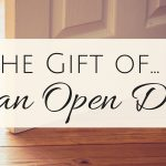 The Gift of an Open Door