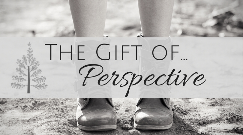 The Gift of Perspective