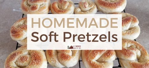 Homemade soft pretzels will turn you into kitchen royalty. Here's how to make them, including THE trick that makes them extra special.