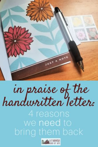 Regardless of the reason for the death of the handwritten letter, our communication has changed because of it—and not for the better.