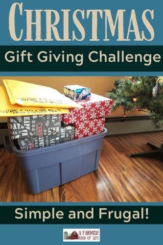 Gift giving is meant to be a fun occasion, but often ends up with a lot of stress. Let's talk about traditions to get rid of and different ways to exchange.