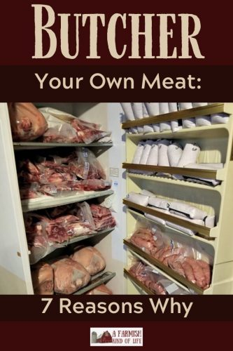 Is this the next skill you're ready to add to your bag of tricks? Let's talk about the reasons you might want to butcher your own meat.