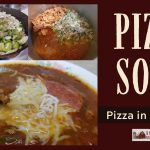 Pizza Soup: pizza in one pot!