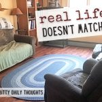 real life doesn't match (itty bitty thoughts)