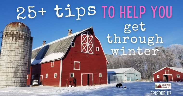 117: 25+ tips to help you get through winter