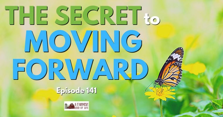 141: The secret to personal growth