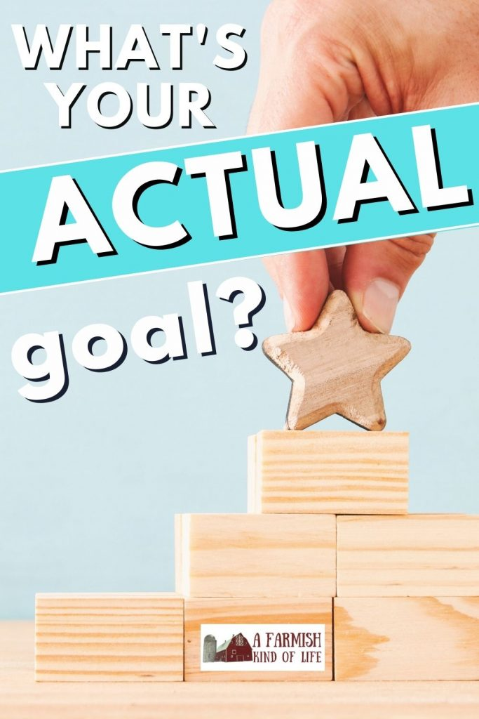A tower of wooden blocks with a wooden star set on top as if someone has reached their goal.