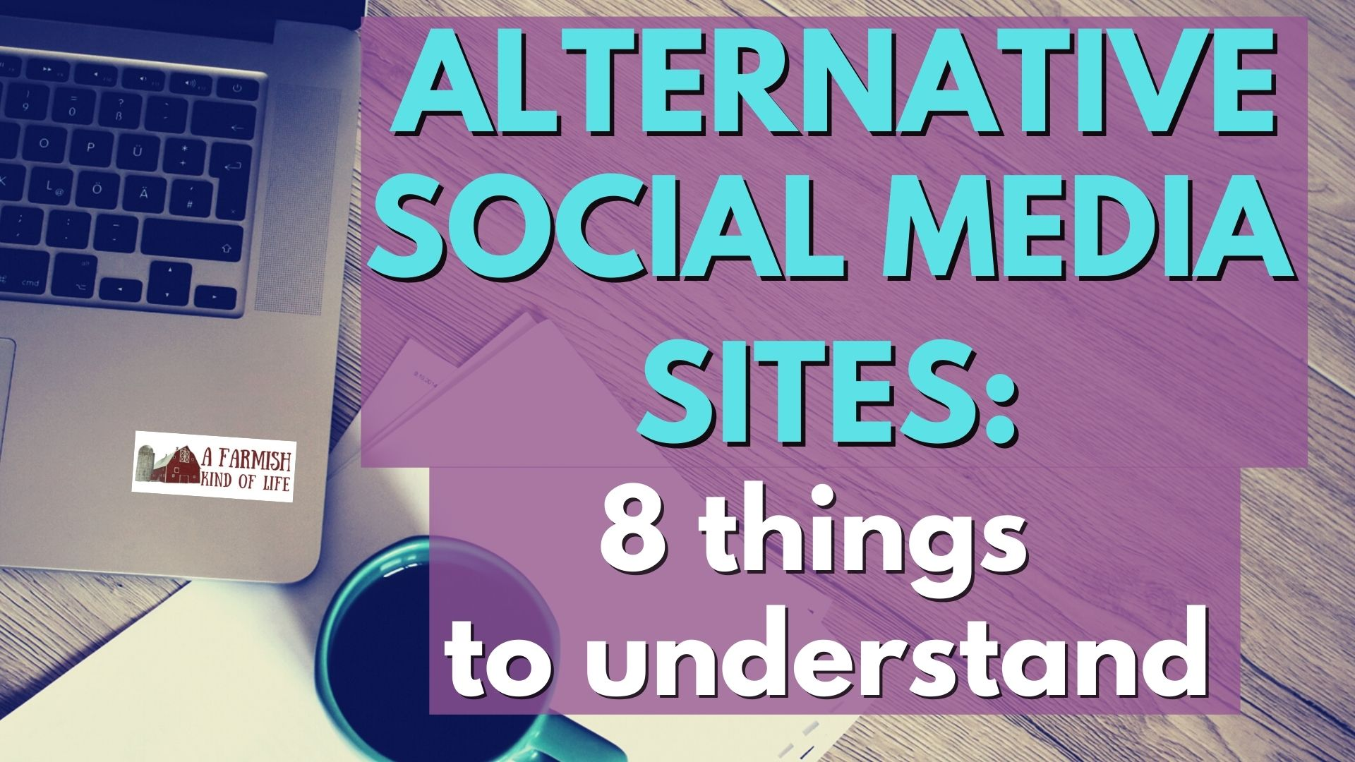146: Alternative Social Media Sites – 8 Things to Understand
